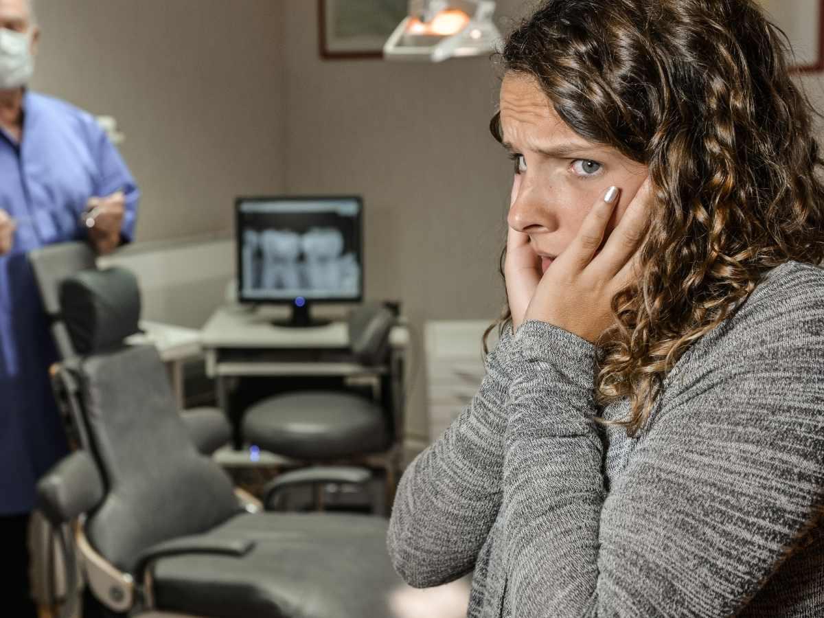 Emergency dentistry Buchanan Dental Arts - Fear of the dentist