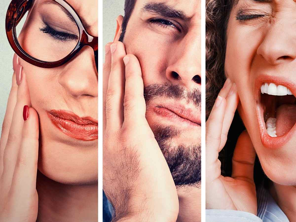 Emergency dentistry Buchanan dental Arts - Toothache